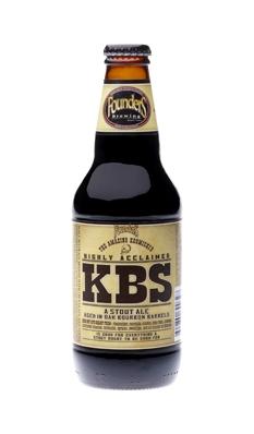 创始者肯塔基早餐世涛啤酒355ML