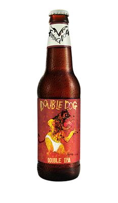 飞狗双狗双倍印度淡色艾尔啤酒355ML