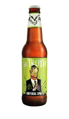 飞狗真理帝国印度淡色艾尔啤酒355ML