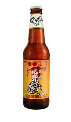 飞狗血线橙艾尔啤酒355ML