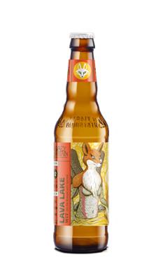 疯狂山峰 熔岩湖小麦啤酒(瓶)355ML