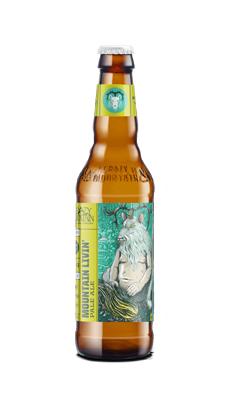 疯狂山峰 山脉生活淡色艾尔啤酒(瓶)355ML