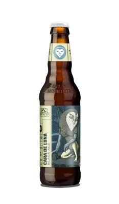 疯狂山峰 月光女神黑色艾尔啤酒(瓶)355ML
