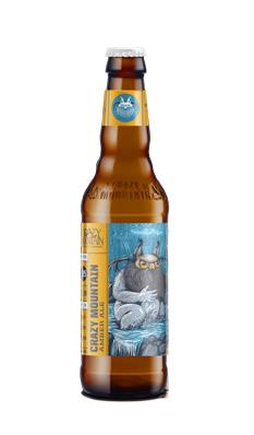 疯狂山峰 琥珀艾尔啤酒(瓶)355ML