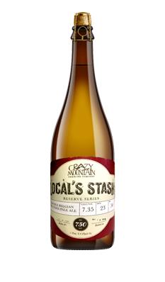 疯狂山峰 珍藏双料比利时印度艾尔啤酒750ML