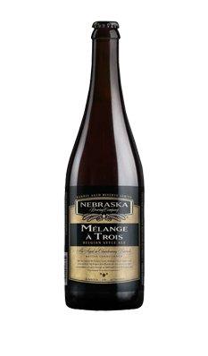 内布拉斯加 美兰格陈酿比利时式艾尔啤酒750ML