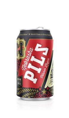 内布拉斯加 比尔森拉格啤酒355ML