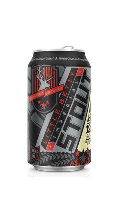 内布拉斯加 小贝蒂帝国世涛啤酒355ML