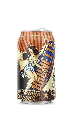 内布拉斯加 棕色女郎艾尔啤酒355ML