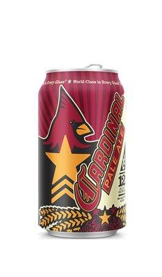 内布拉斯加 红雀淡色艾尔啤酒355ML
