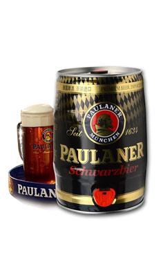 保拉纳(柏龙)慕尼黑黑麦啤酒(桶)5L