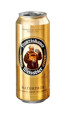 教士纯麦啤酒(罐)500ML