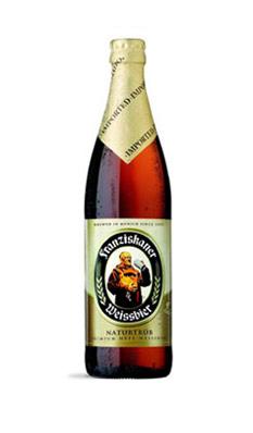 教士小麦白啤酒(瓶)500ML