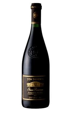 红蔓庄园黑牌特级珍藏红葡萄酒750ML