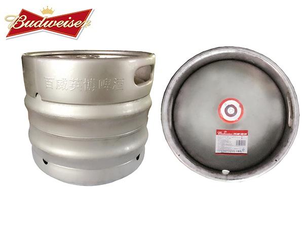 百威啤酒30L