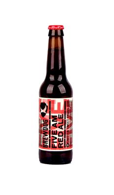 精酿狗(酿酒狗)凌晨5点圣徒红色艾尔啤酒330ML