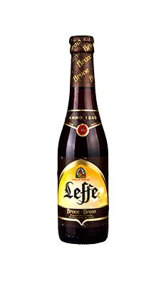 乐飞莱福黑啤酒330ML