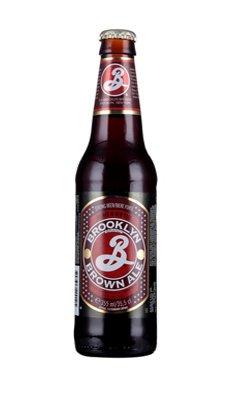 布鲁克林棕色啤酒355ML