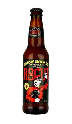 罗格黄雪印度淡色啤酒355ML