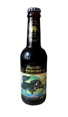 香格里拉黑牦牛(熟啤酒)330ML