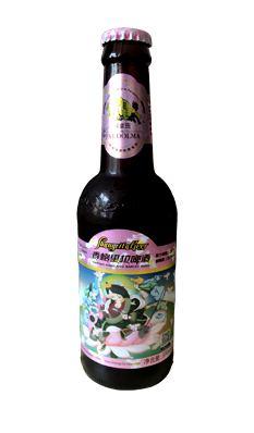 香格里拉胖卓玛(熟啤酒)330ML