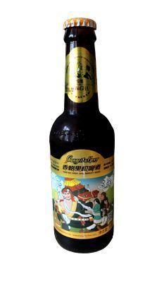 香格里拉松嘎(熟啤酒)330ML