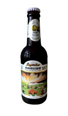 香格里拉呀拉嗦(熟啤酒)330ML