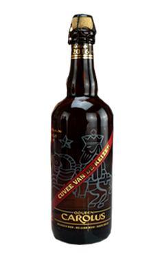 金卡路·酷威红带啤酒750ML