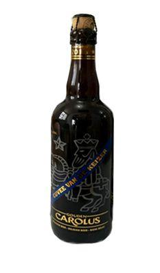 金卡路酷威蓝带啤酒750ML