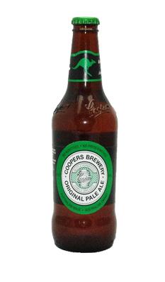 库柏斯淡味爱尔啤酒375ML