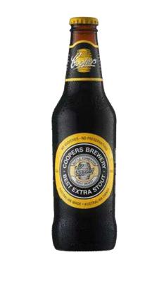 库柏斯浓烈黑啤375ML