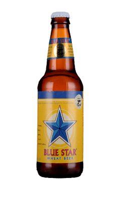 蓝星小麦啤酒355ML