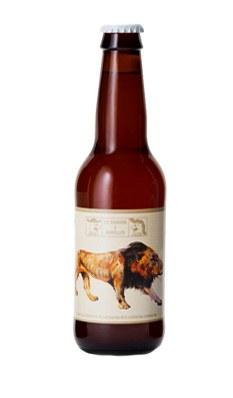 美奇乐狮嗅淡色艾尔啤酒330ML
