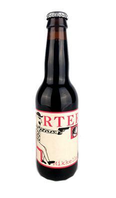 美奇乐波特啤酒330ML