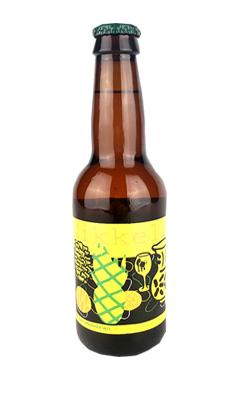 美奇乐帝国白色啤酒330ML