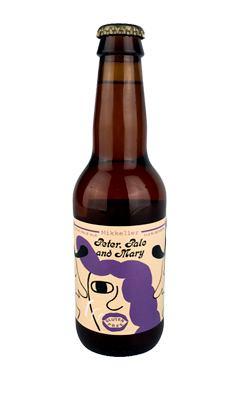 美奇乐皮特得和玛丽淡色艾尔啤酒330ML