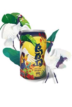 高大师精酿BIRD LAND鸟岛啤酒新中国浑浊IPA330ml